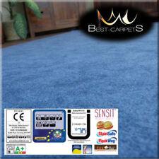 Tapis bleu modernes Best pour la maison