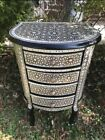 Moroccan%2C+Egyptian+large+dresser%2C+Cabinet%2C+inlaid+w%2F+Mother+of+Pearl+Import%C2%A0