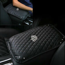Car Accessories Leather Armrest Cushion Cover Center Console Box Pad Protector