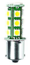 Halco 80691 JC20/2WW/BA15S/LED 2W 10-18V 3000K BA15S LED Light Bulb 19687