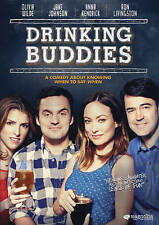 Drinking Buddies (DVD, 2013, WS) Olivia Wilde, Jake Johnson, Anna Kendrick  LN