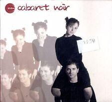 CABARET NOIR s/t CD NEW Sigillato