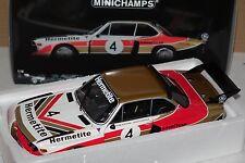 BMW 3,5 CSL Gr.5 Winner 6h Silverstone 1976 1:18 Minichamps 180762004 neu & OVP