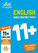 11 English Quick Practice Tests Age 9-10 for The GL Assessment (pb) 1844199142