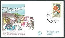 1979 VATICANO VIAGGI DEL PAPA MESSICO OXACA - EV