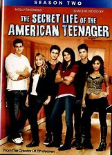 NEW 3DVD SET // The Secret Life of the American Teenager //S 2 // MOLLY RINGWALD