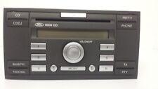 Ford 6000 CD Player Radio Phone Head Unit  4M5T18C815AD  M005884