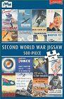 SECOND WORLD WAR JIGSAW - 500 PIECE - IMPERIAL WAR MUSEUM (IWM) WWII AIR / RAF