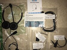 MAIRDI Call Center Headset-Open box. Brand NEW Complete Set-Free Shipping