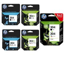 Original HP 304  304xl Druckerpatronen N9K05AE N9K06AE N9K07AE N9K08AE HP304