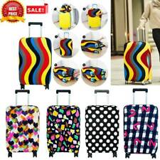 Elastic Print Luggage Cover Protector Trolley Suitcase Dust Protective Bags S-XL
