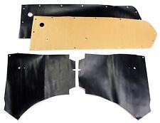 Mustang Door Panel Watershields Convertible 1967 - 1968 - Repops