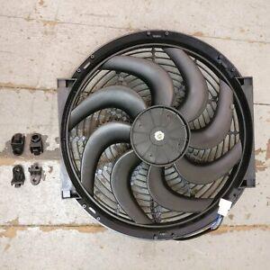 2006 Cadillac XLR 14 Inch Super Duty Radiator Fan heavy duty cooling aeroline