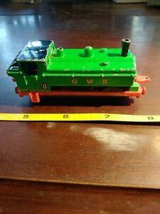 1990 - Ertl - Britt Allcroft - Thomas The Train - Duck #8 GWR