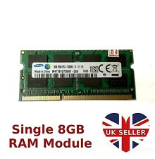 Samsung 8GB RAM DDR3 1600mhz PC3-12800S Memory For Lenovo 11015ACL Laptops
