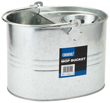Genuine Draper 9l Galvanised MOP Bucket 53245