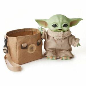 Star Wars: The Mandalorian The Child (Grogu) Premium Plush Bundle Mattel