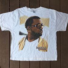Kanye West College Dropout Late Registration Rare Shirt Rap Xxl Vintage Hip Hop