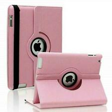 360 Rotating Leather Folio Shockproof Case Cover Stand For All iPad Mini Air Pro
