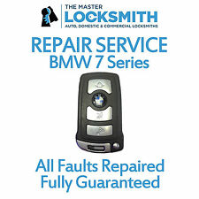 Repair Service For BMW 7 SERIES KEYS - F01, F02, F03