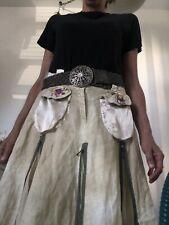Women's Marila Unknown Size Skirt Fairie Pirate Hippie Goth Halloween