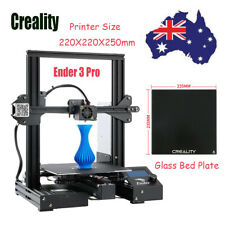 Creality 3D Ender 3 Pro 3D Printer 220X220X250mm MeanWell Power +Glass Bed Plate