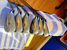 Callaway Big Bertha Womens Iron Set 5-10 RCH Ladies flex Graphite Used LH