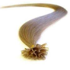 Prebonded Honey Blonde Nail Tipped Keratin  Remi Human  Hair Extension 22inch