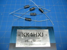 50V 22uF Axial Electrolytic Capacitors - SC Brand - GHA Series - 5 pieces