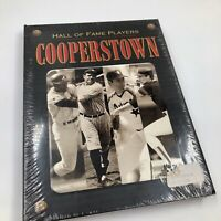 Cooperstown: Hall of Fame Players by Paul Adomites (2005) Hardcover Brand New