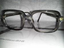 Vintage Swank Eyeglasses Optical Sunglasses Frame Design Retro made in ITALY