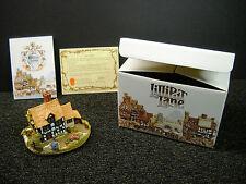 Lilliput Lane Saddler's Inn English Collection: Midlands Nib With Deeds #00059