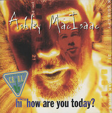 ASHLEY MacISAAC - HI HOW ARE YOU TODAY - CD, 1995