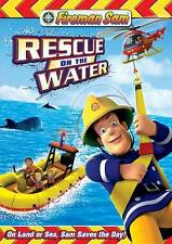 Fireman Sam: Rescue On The Water DVD Rare SEALED free shipping