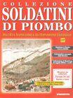 FASCICOLO COLLEZIONE SOLDATINI DI PIOMBO N. 17 - LA DISFATTA DI NAPOLEONE - DeA