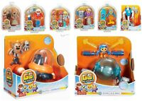 Go Jetters Basic Glitch Grimboot Ages 3+ Toy Giant Playset Board Roll Ball Robot