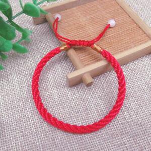 Lucky String Bracelet Kabbalah Amulet Knots Protection Rope Man Women Gift