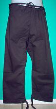 Pantaloni da KUNG FU e arti marziali cotone 100% allacciatura tradizionale