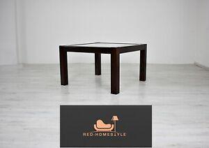 Designer Holz Tisch Besitelltisch Glas Holz Modern Sofa Couch Landhaus