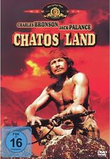DVD CHATOS LAND # Charles Bronson, Jack Palance ++NEU