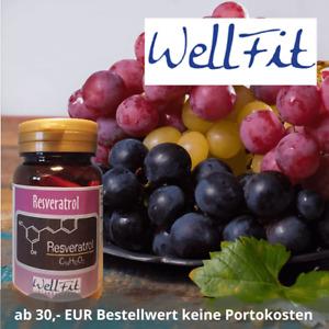 Wellfit - Resveratrol - 60 Kapseln