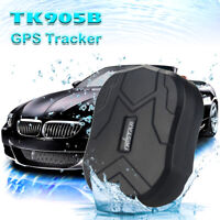 GPS Tracker Car Locator Vehicle TKSTAR TK905B 150Days Magnet Waterproof Free APP