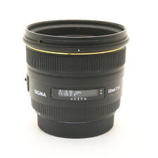 SIGMA 50mm F1.4 EX DG HSM (for Canon EF) #280