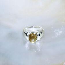 Turmalin Ring, 925er Silber, Edelsteinring (21456) , Edelsteinschmuck
