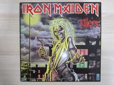 LP / Iron Maiden – Killers / 1981 / RARITÄT /