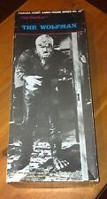 """VintageTSUKUDA HOBBY, 1/5 scale, 13"""" tall, """"The Wolfman"""", #40 In BOX 1969"""