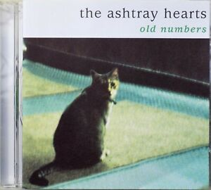 The Ashtray Hearts Old Numbers - CD Country