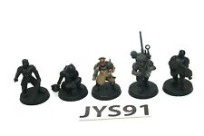 Warhammer Imperial Guard Cadian Command Squad - JYS91
