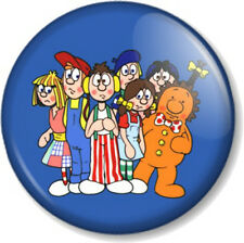 Raggy Dolls 25mm Pin Button Badge Old School Skool Cartoon Retro Kids TV 1980s