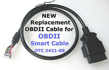 OBDII Cable Replacement for OTC 3421-88 Smart Cable Genisys EVO Matco Mac Tools